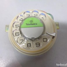 Teléfonos: RECAMBIO REPUESTO RUEDA MARCADOR DE TELEFONO ANTIGUO NUEVO. Lote 210103066