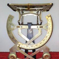 Antigüedades: BALANZA PARA CORREO. METAL. MARCA PETRUS. ESPAÑA. SIGLO XX. Lote 210183121