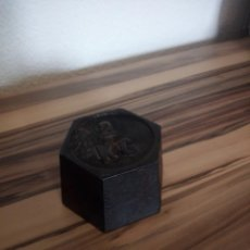 Antigüedades: ANTIGUO PESO DE 2 KG. Lote 210217352