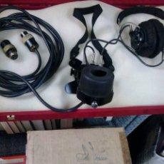 Antigüedades: TELEPHONICS SA - 7C..NAVY USA.EQUIPO FRAM II .SONAR ACCIONADO..MARQUES DE LA ENSENADA. Lote 210302107