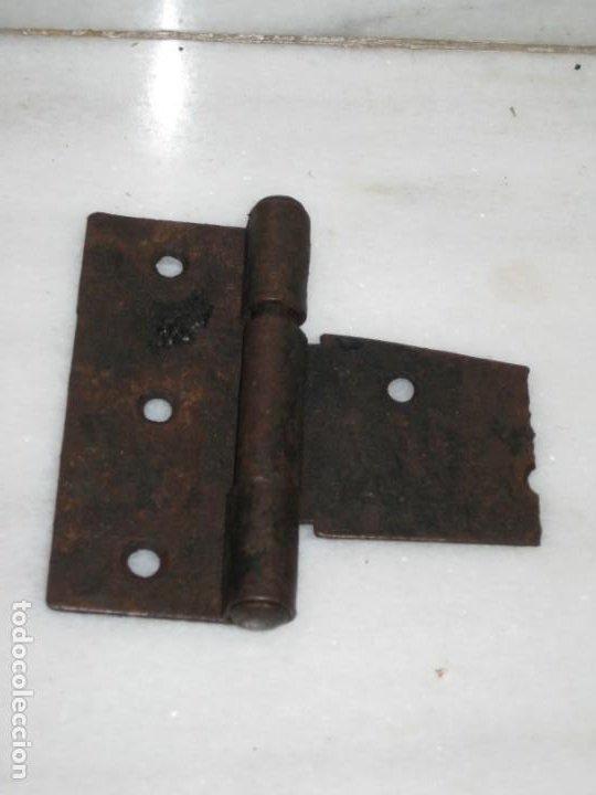 Antigüedades: Lote de bisagras antiguas - Foto 4 - 210329095