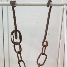 Antigüedades: LLAR DE FORJA S.XIX. Lote 210354095