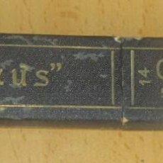 Antigüedades: NINUS – NAVAJA, 14 OTTO BUSCH CON SU ESTUCHE ORIGINAL EN BUEN ESTADO. Lote 210366873