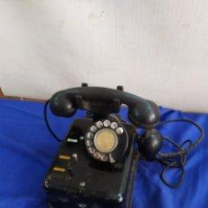 Teléfonos: ANTIGUO Y RARO TELÉFONO BAQUELITA. Lote 210397676