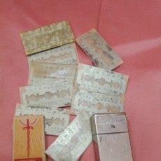 Antigüedades: LOTE DE CUCHILLAS ANTIGUAS.. Lote 210446090