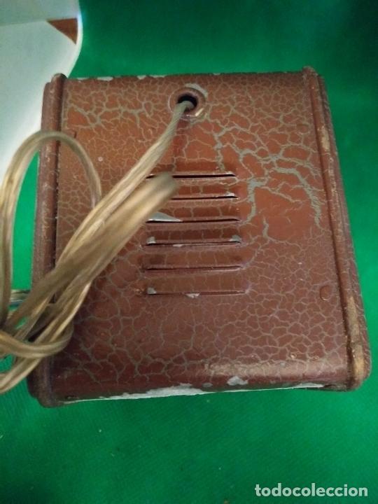 Antigüedades: Antiguo voltímetro medidor de voltaje - Foto 4 - 210478691