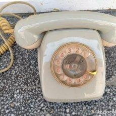 Teléfonos: TELÉFONO AÑOS 70 COLOR GRIS. Lote 210485582