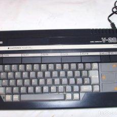 Antigüedades: ORDENADOR MSX CANON V-20 DE 64K. Lote 210486645