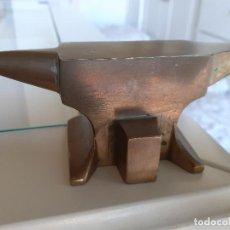 Antigüedades: TAS, YUNQUE DE JOYERO. Lote 210491791