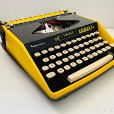 Antigüedades: REMINGTON RIVIERA 1971 TYPEWRITER. Lote 210548963