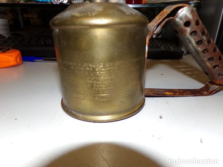 Antigüedades: soplete FOR BENZOLINE A1 SIEVERT - Foto 9 - 210555567