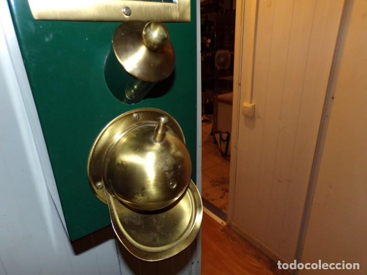 Antigüedades: maquina expendedora de cafe funcional decorativa vintage - Foto 3 - 210558650