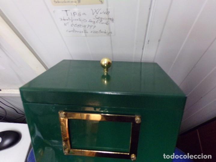 Antigüedades: maquina expendedora de cafe funcional decorativa vintage - Foto 18 - 210558650