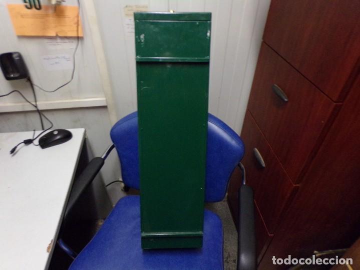 Antigüedades: maquina expendedora de cafe funcional decorativa vintage - Foto 20 - 210558650