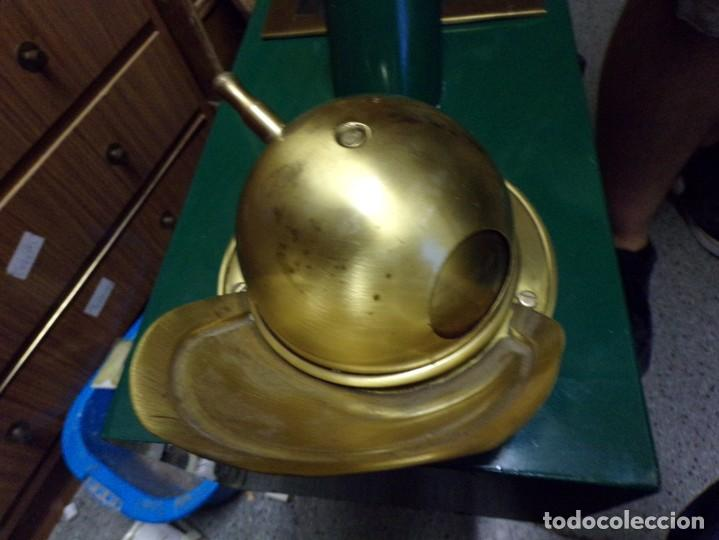 Antigüedades: maquina expendedora de cafe funcional decorativa vintage - Foto 30 - 210558650