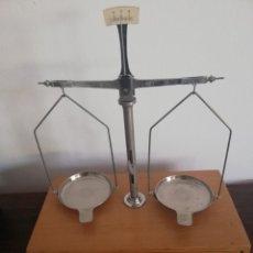 Antigüedades: BALANZA DE PRECISION KIESEL. Lote 210684711