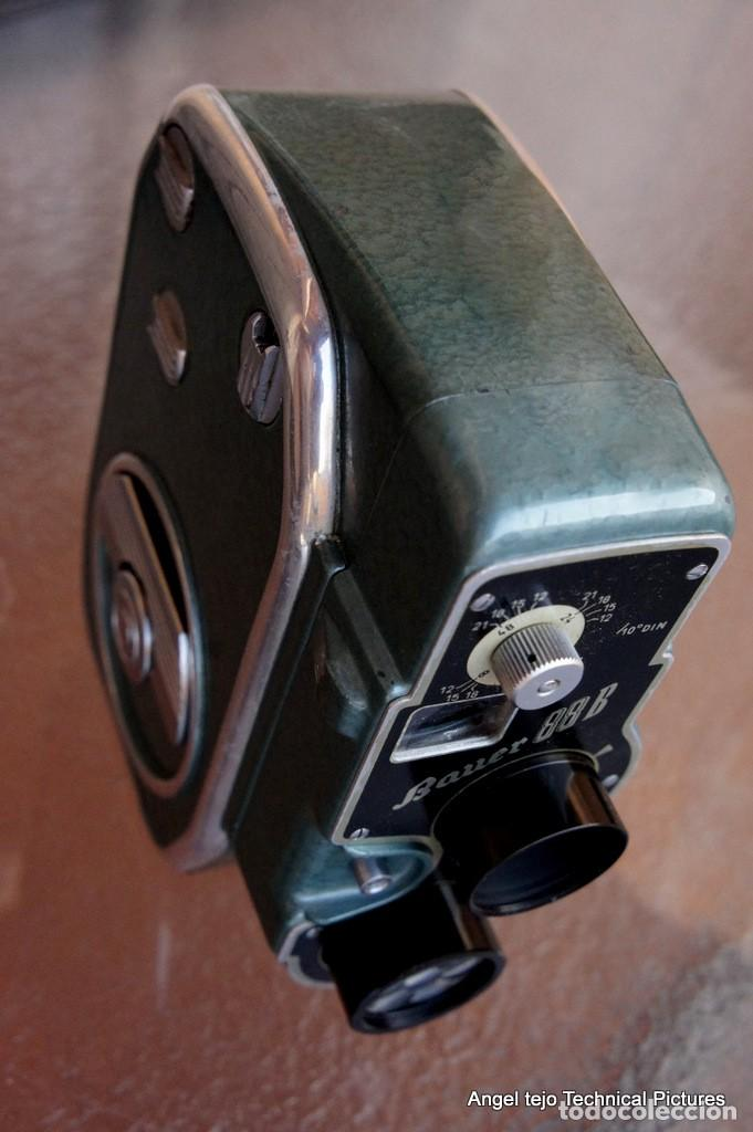 Antigüedades: Precioso 8 mm.Bauer.Martelé verde.Germany.Mod.88 - Foto 4 - 210738972