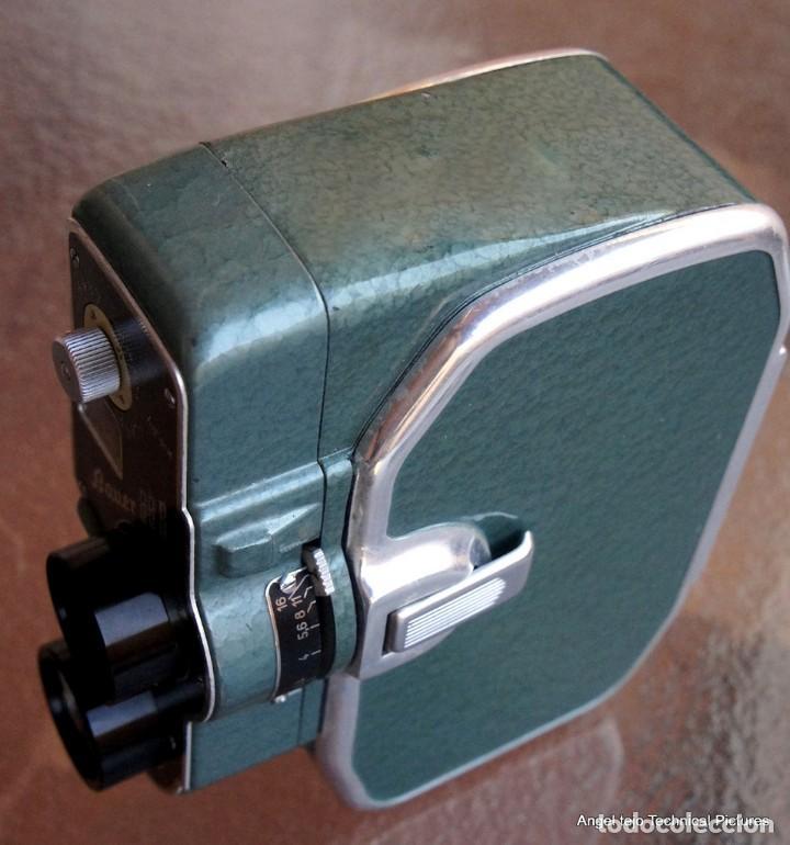 Antigüedades: Precioso 8 mm.Bauer.Martelé verde.Germany.Mod.88 - Foto 5 - 210738972