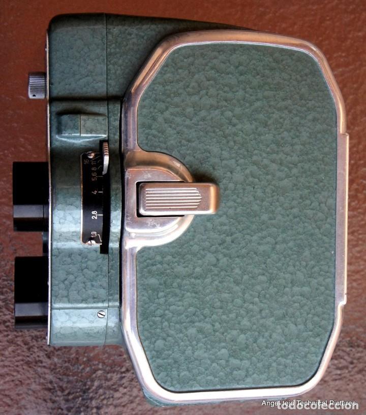 Antigüedades: Precioso 8 mm.Bauer.Martelé verde.Germany.Mod.88 - Foto 6 - 210738972