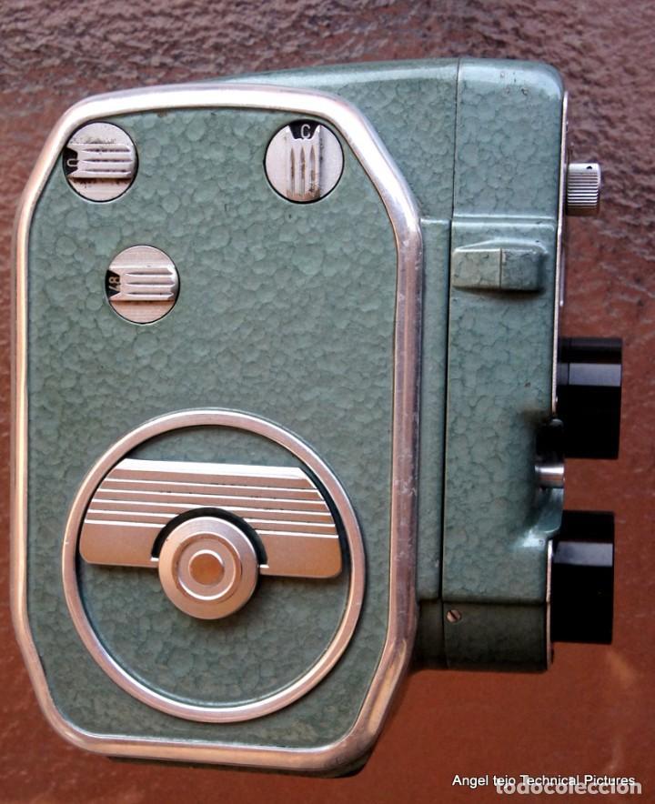 Antigüedades: Precioso 8 mm.Bauer.Martelé verde.Germany.Mod.88 - Foto 7 - 210738972