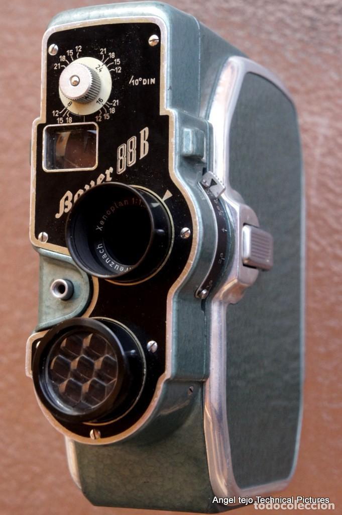 Antigüedades: Precioso 8 mm.Bauer.Martelé verde.Germany.Mod.88 - Foto 8 - 210738972