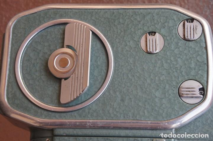 Antigüedades: Precioso 8 mm.Bauer.Martelé verde.Germany.Mod.88 - Foto 13 - 210738972