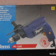 Antigüedades: TALADRO FERM PD 1300 CASI SIN USO. Lote 210798011