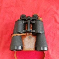 Antigüedades: PRISMÁTICOS SUPER ZENITH - 16 X 15 FIELD 35º - EN ESTUCHE DE PIEL MARRÓN - PJRB. Lote 210956904