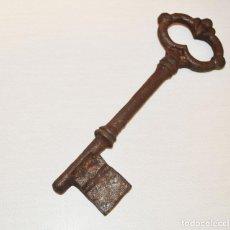 Antigüedades: LLAVE ANTIGUA.. Lote 210967622