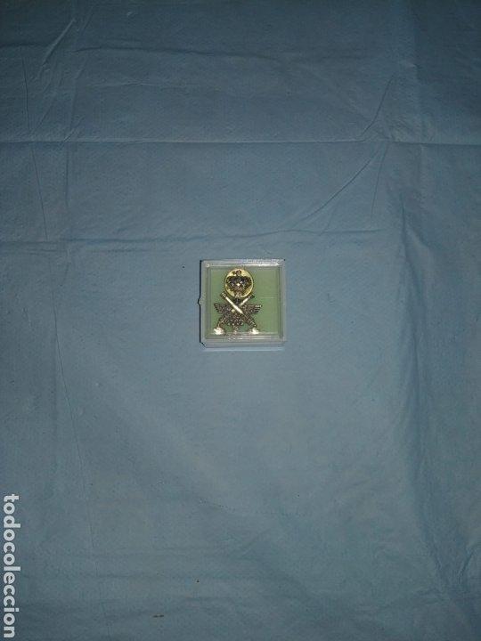 Antigüedades: PIN ARTILLERÍA RAAAF 72. EJERCITO ESPAÑOL - Foto 2 - 211393002