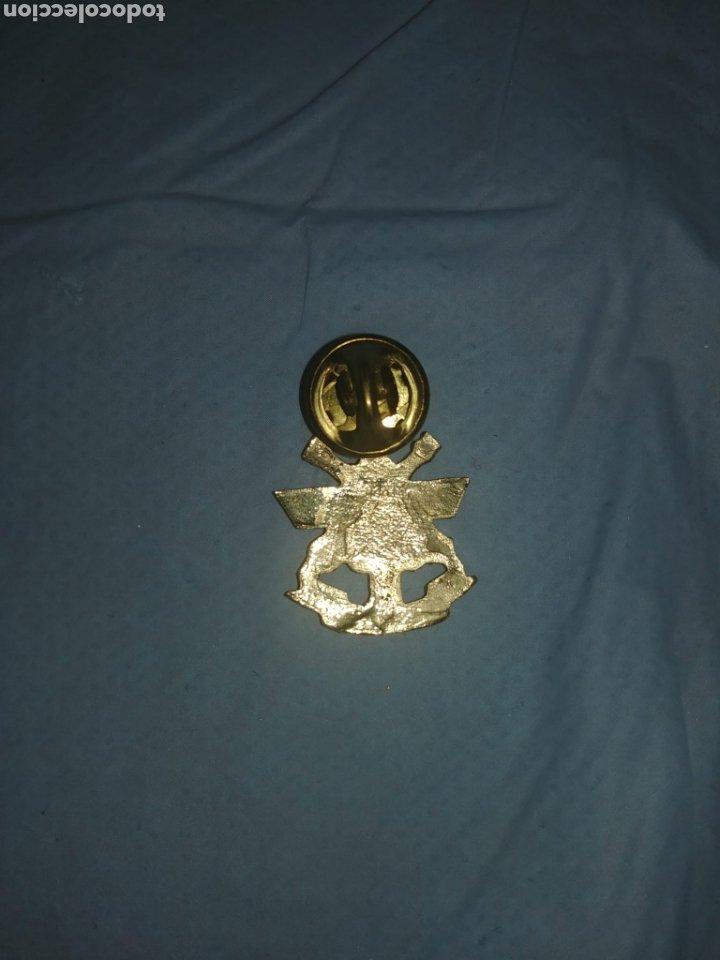 Antigüedades: PIN ARTILLERÍA RAAAF 72. EJERCITO ESPAÑOL - Foto 3 - 211393002