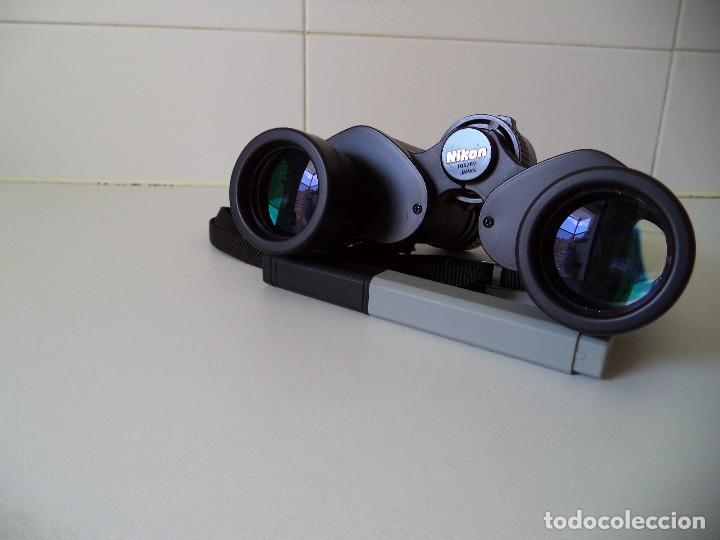 Antigüedades: Prismaticos-Binoculares Nikon 7x35mm Stay Focus Plus. - Foto 4 - 211405446