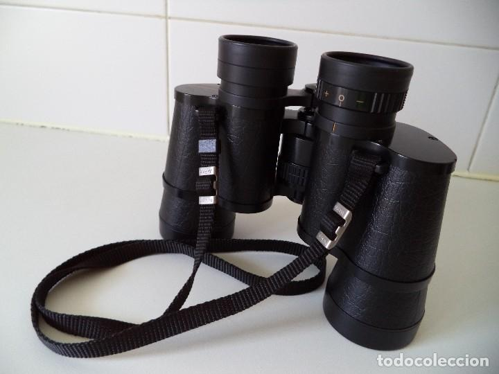 Antigüedades: Prismaticos-Binoculares Nikon 7x35mm Stay Focus Plus. - Foto 9 - 211405446