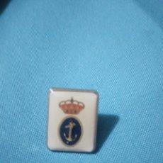 Oggetti Antichi: PIN ESCUDO ESMALTADO (ARMADA ESPAÑOLA). Lote 211436205