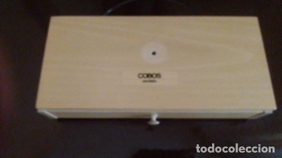 Antigüedades: bascula portatil precision cobos. - Foto 4 - 211468576