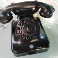 Teléfonos: ANTIGUO TELÉFONO AÑOS 50 - MOD. SIEMENS OP FG DC 1524/18BT. Lote 211638187