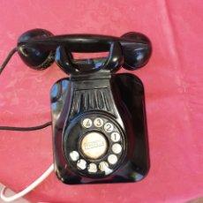 Teléfonos: TELÉFONO DE BAQUELITA. Lote 211671709