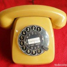 Teléfonos: ANTIGUO TELEFONO SIEMENS DIAL NUMERICO COMO NUEVO FUNCIONA. Lote 211756285