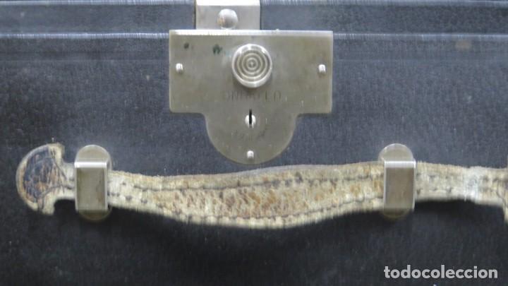 Antigüedades: MAQUINA DE ESCRIBIR. UNDERWOOD. STANDARD PORTABLE. U.S.A - Foto 3 - 211836175