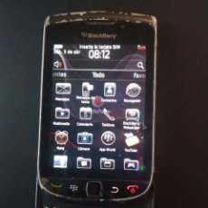 Teléfonos: BLACKBERRY 9800 SLIDER TELEFONO VODAFONE PEPETO ELECTRONICA. Lote 211839075