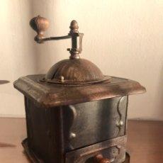 Antigüedades: ANTIGUO MOLINILLO CAFE. Lote 211851732