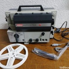 Antigüedades: PROYECTOR 8MM EUMIG S 710 D. Lote 211986017