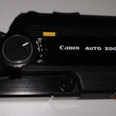Antigüedades: CAMARA SUPER 8 CANON AUTO ZOOM 318M. Lote 212004473