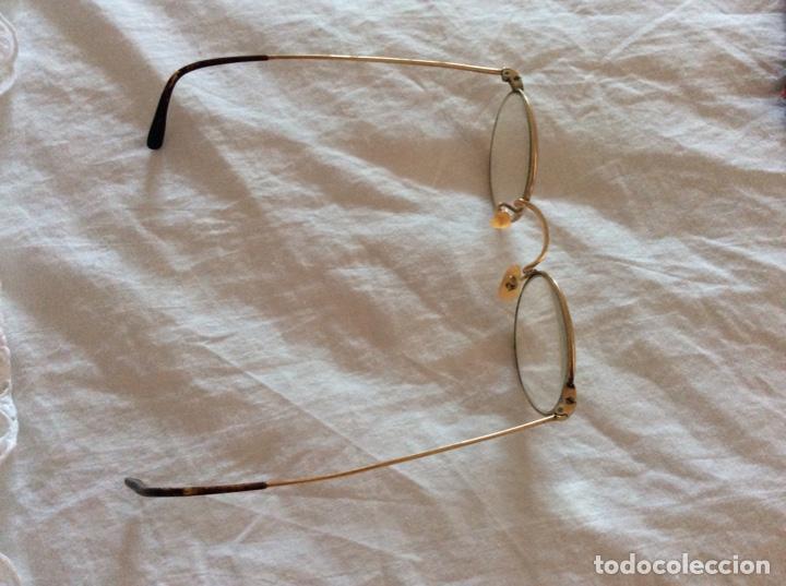 Antigüedades: Gafas antiguas con funda - Foto 3 - 204421986
