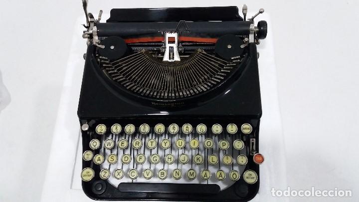 MAQUINA DE ESCRIBIR REMINGTON MODELO 2 EN PERFECTO ESTADO (Antigüedades - Técnicas - Máquinas de Escribir Antiguas - Remington)