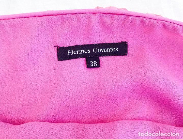 Antigüedades: Hermès - Top - Talla: UE 38 (IT 42 - ES/FR 38 - DE/NL 36) - Foto 5 - 212268078