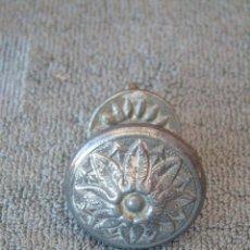 Antigüedades: ANTIGUO TIRADOR, POMO DE CALAMINA.. Lote 212303615