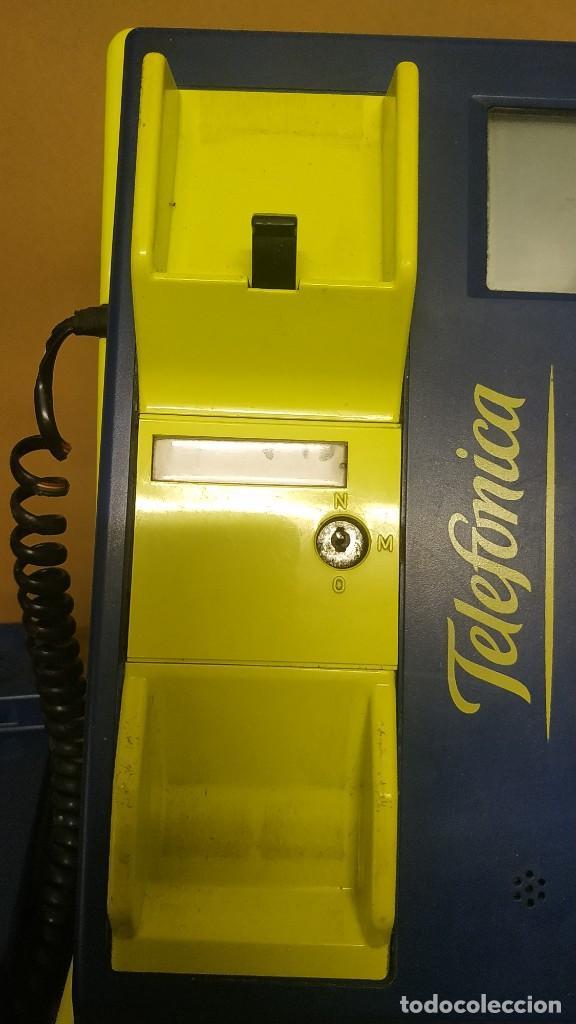 Teléfonos: Cabina telefónica de monedas - TRMA VIA - THOMPSON - Foto 5 - 212340911