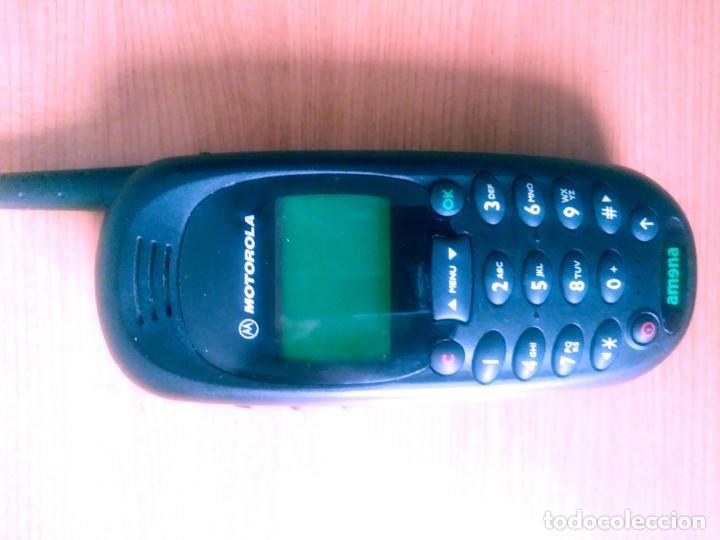 Teléfonos: Motorola mc2 41 12 negro amena. - Foto 2 - 212381168