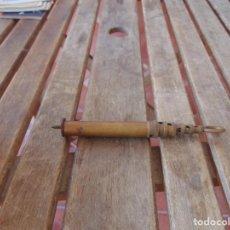 Antigüedades: SACA BOCADOS O SIMILAR EN METAL DE 6 MEDIDAS DIFERENTES. Lote 212408658